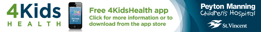 4Kids Health app available in both itunes and google store