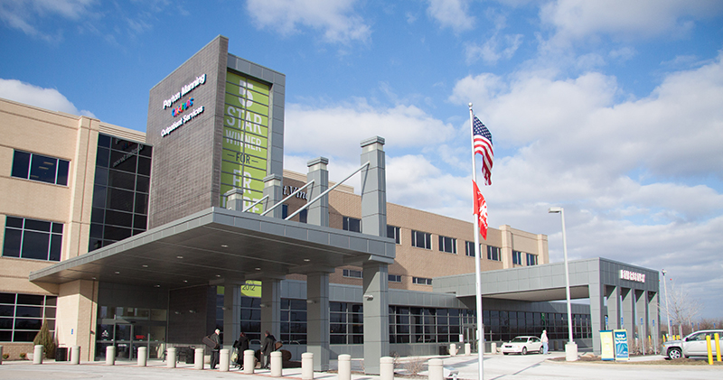 Peyton Manning Children's Hospital Outpatient Services Fishers