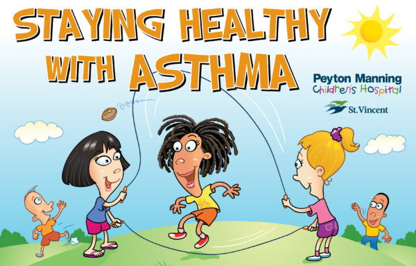 Staying healthy with Asthma